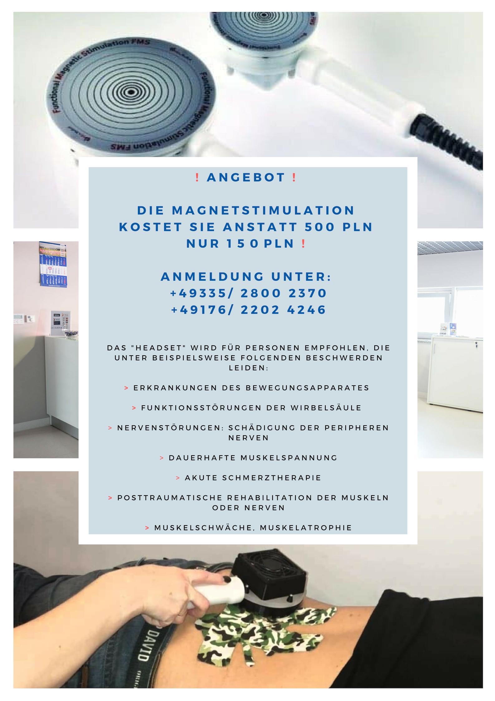 Magnetstimulation